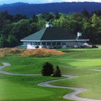 Photo taken at Pumpkin Ridge Golf Club by Ood O. on 2/4/2012