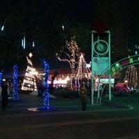 Photo taken at Часовникът (The City Clock) by Antonia I. on 12/28/2011