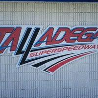 Photo taken at Talladega Superspeedway by Kyle L. on 10/9/2011