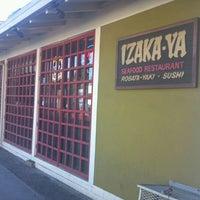 Photo taken at Izakaya Restaurant by Vetty L. on 8/24/2011