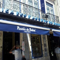 Photo taken at Fábrica dos Pastéis de Belém by Nikolay M. on 7/21/2012