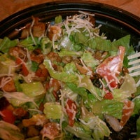 Photo taken at QDOBA Mexican Eats by Amber S. on 8/30/2011