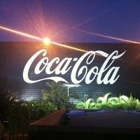 Photo taken at Brasal Refrigerantes (Coca-Cola) by Esmeralda V. on 9/21/2011