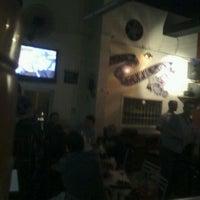 Photo taken at Ponto de Cinema Bar by Roberta R. on 11/8/2011