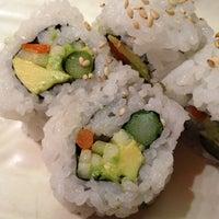 Photo taken at Yokohama Sushi by Adam O. on 7/28/2012