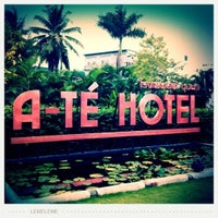 Photo taken at A-te' Hotel by ✨Jolie And Me  👱🏻♀️👧🏻 ✨ on 7/15/2011