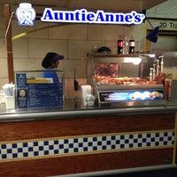 Photo taken at Auntie Anne's & Cinnabon & Carvel by dawn h. on 6/11/2012