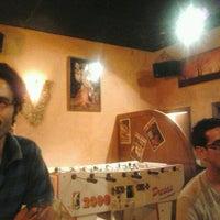 Photo taken at Tribal bar by Javi on 7/29/2012