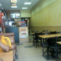Photo taken at Subway by Leonardo A. on 1/16/2012
