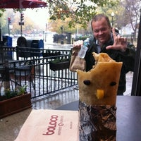 Photo taken at Boloco by BostonTweet on 12/20/2010