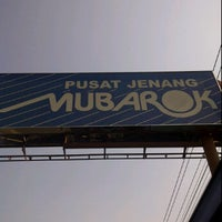 Photo taken at Jenang Kudus - Mubarok by Kharisti P. on 8/29/2011