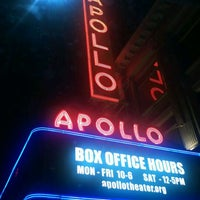 Photo prise au Apollo Theater par Larry R. le11/5/2011