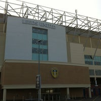 Photo taken at Elland Road by Dale P. on 3/29/2012