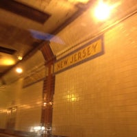 Photo taken at Lincoln Tunnel by Kosta P. on 6/22/2012