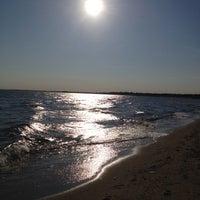 Photo taken at Hammonasset Beach State Park by Christine S. on 7/22/2012