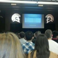 Photo taken at San Jose State Student Union by Miguel G. on 4/20/2012