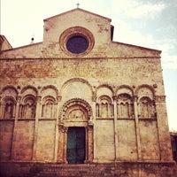 Photo taken at Piazza Duomo by Viaggiatori on 9/12/2012