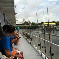 Photo taken at Capt. Tony's Great Getaway Fishing Charter by Tim S. on 7/24/2012