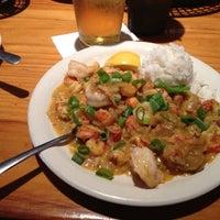 Photo taken at Bayou City Seafood & Pasta by David P. on 2/17/2012