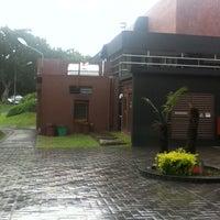 Photo taken at University of Mauritius by Ravi C. on 5/4/2012