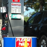 Photo taken at Costco Gas by Katrin on 5/22/2012