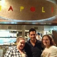 Photo taken at Napoli Italian Restaurant by Elizabeth S. on 5/11/2012