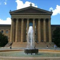 9/9/2012 tarihinde Elise R.ziyaretçi tarafından Philadelphia Museum of Art'de çekilen fotoğraf
