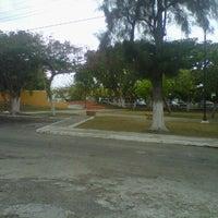 Photo taken at Parque Villas del Sol by marco n. on 5/31/2012