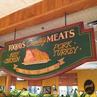 Photo taken at TooJay's Gourmet Deli by David T. on 6/23/2012