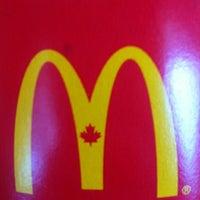 Photo taken at McDonald's by Patrícia B. on 7/16/2012