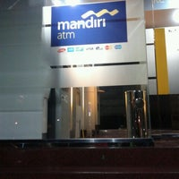 Photo taken at Mandiri by Sarah D. on 6/7/2012