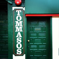 Photo taken at Tommaso's Restaurant by Nathan H. on 7/19/2012