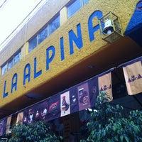 Photo taken at La Alpina by Esteban T. on 8/21/2012