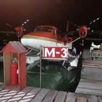 Photo taken at Maintenance Dock-3 Maldivian Air Taxi by An W. on 8/8/2012