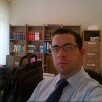 Photo taken at Estudio notarial y juridico Cocco Esquivel & Asociados by Alejandro C. on 3/13/2012
