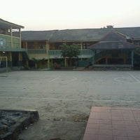 Photo taken at SMPN 1 CILEUNGSI by Septri Y. on 8/3/2012