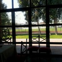 Photo taken at Estadio chilectra CAM by Eduardo P. on 7/12/2012