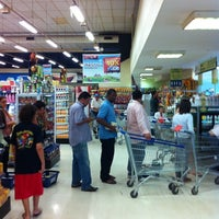 Photo taken at Carrefour Bairro by Arthur T. on 3/14/2012