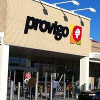 Photo taken at Provigo by Martin K. on 3/31/2012