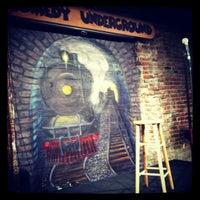 Photo prise au Comedy Underground par Kristin M. le4/12/2012