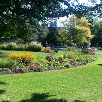 Photo taken at Halifax Public Gardens by Rohbear B. on 9/12/2012