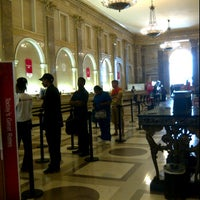 Photo taken at Bank of America by Erica L. on 6/29/2012