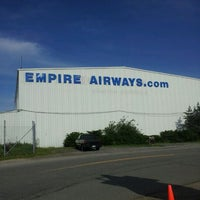 Photo taken at Empire Flight Academy by Alexander S. on 5/17/2012