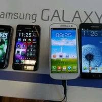 Photo taken at Samsung Electronics Hellas by Marios G. on 6/5/2012