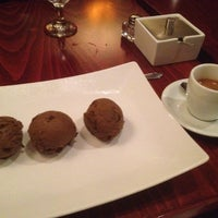 Photo taken at Caffe Casta Diva by Michael M. on 6/3/2012
