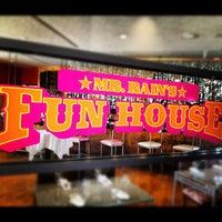 Photo taken at Mr Rain's Fun House by Michael M. on 5/12/2012