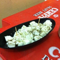 Photo taken at Restaurante Ilha Bela by Bruno B. on 7/15/2012
