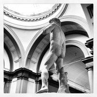 Foto scattata a Galleria dell'Accademia da Rob H. il 5/12/2012