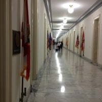 Photo taken at Cannon House Office Building by Kym H. on 5/9/2012