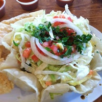Photo taken at Zapata Mexican Grill by Amir E. on 5/2/2012
